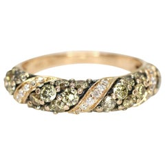 Le Vian 14 Karat Rose Gold Diamond Ring