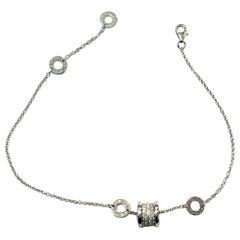 Le Vian 14k White Gold Bracelet with Diamonds