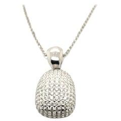 Le Vian 2.2 Carat White Diamond Pendant Necklace