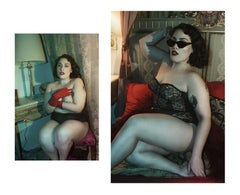 About Informal Photography, and Mood, Diptych