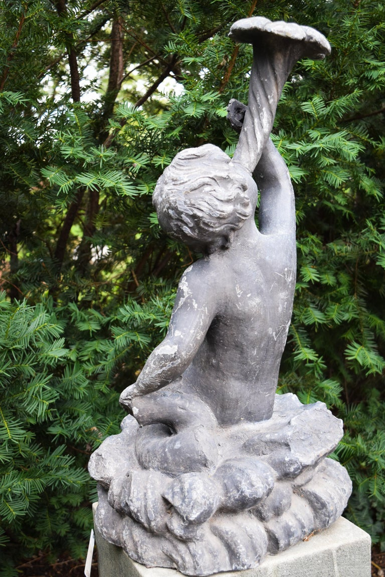 Lead Merchild In Good Condition For Sale In Bloomfield Hills, MI