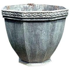 Lead Urn