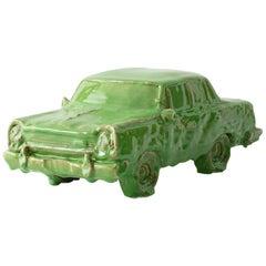 Leaf Rambler Ceramic Glazed Stoneware Car Unique Edition