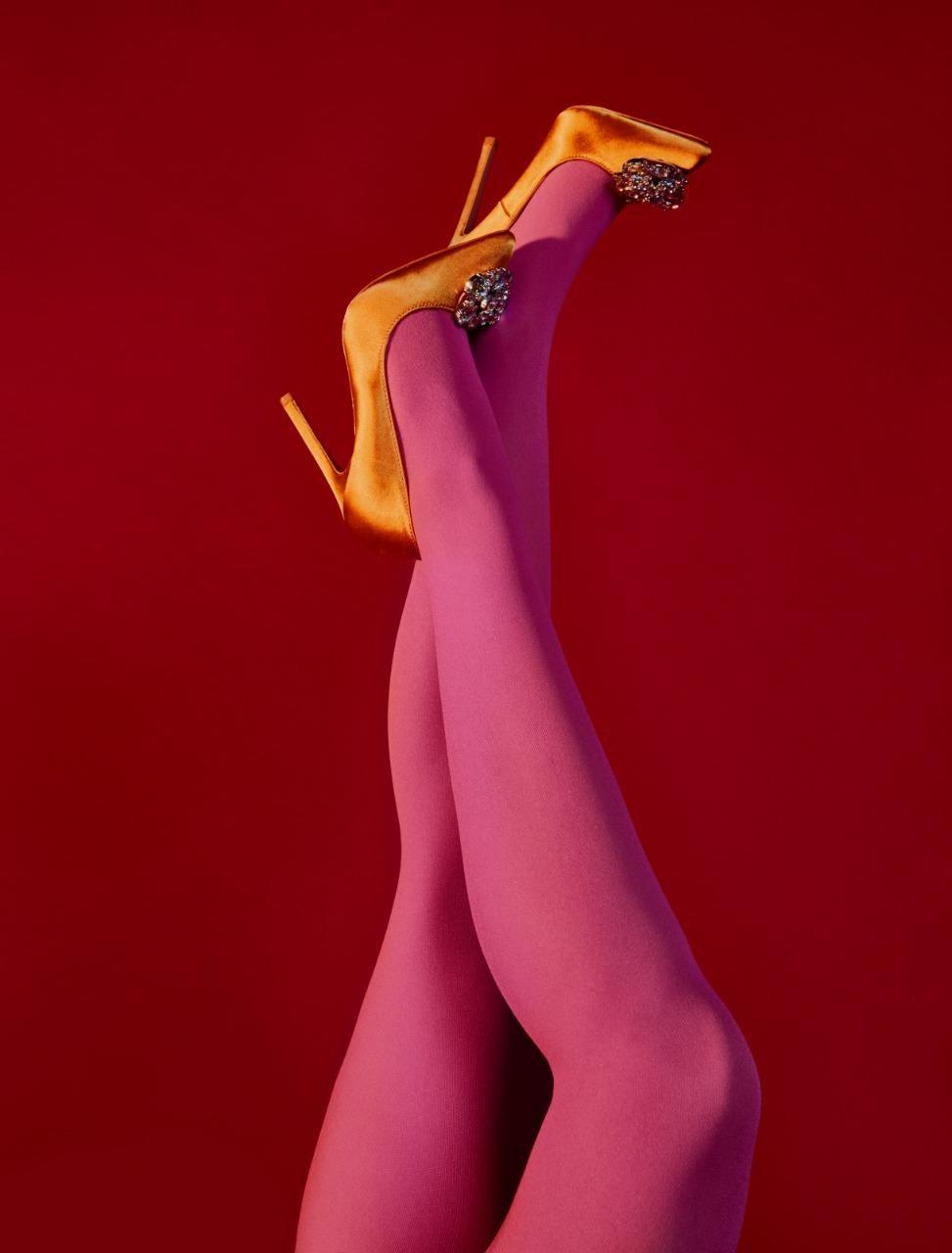 Pink Legs I