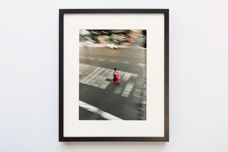 Wrong Way NYC - Photograph by Leandro Franco