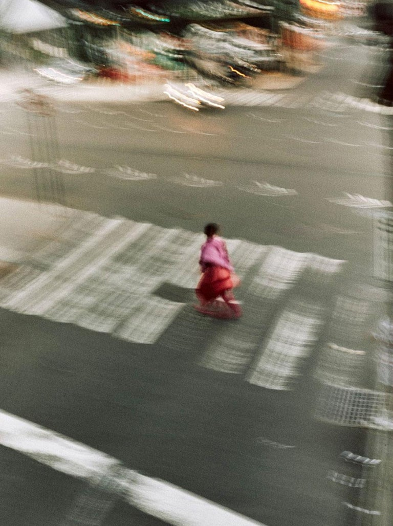 Leandro Franco Portrait Photograph - Wrong Way NYC