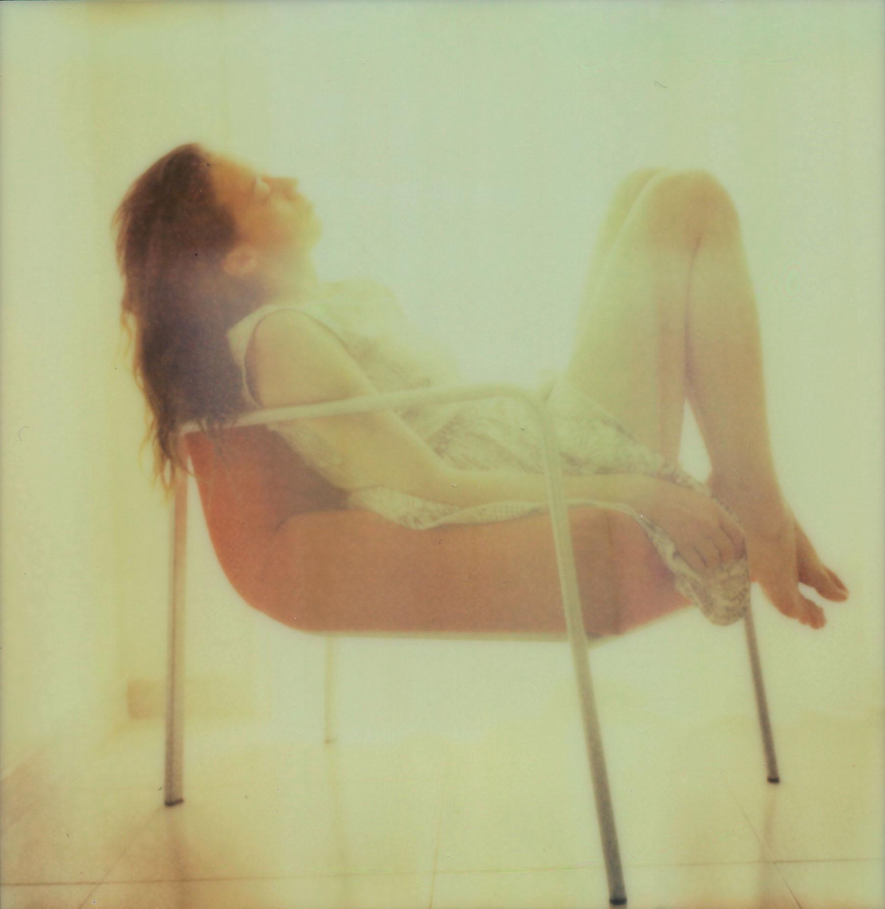 Self-Portrait - Contemporary, Polaroid, Color, Portrait