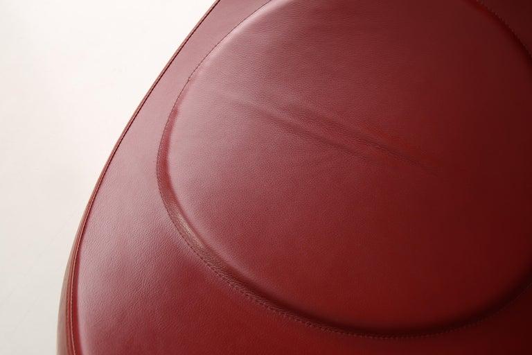 Danish Leather Apollo Chair, Erik Jørgensen, 2000s, Denmark For Sale