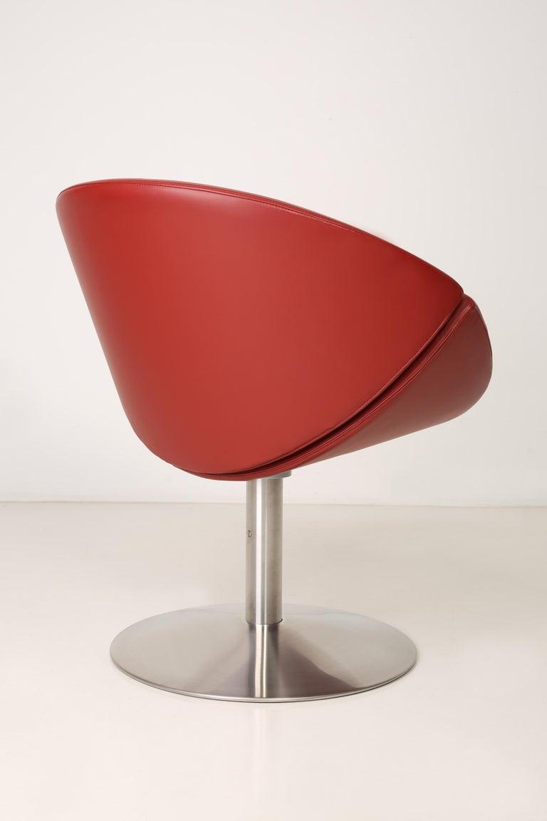 Leather Apollo Chair, Erik Jørgensen, 2000s, Denmark For Sale 1
