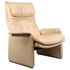 Leather Armchair by De Sede, circa 1980