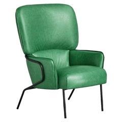 Leather Armchair, Eli Gutiérrez