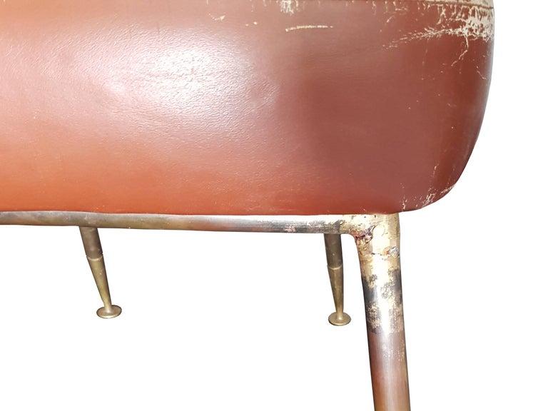 Brass Leather