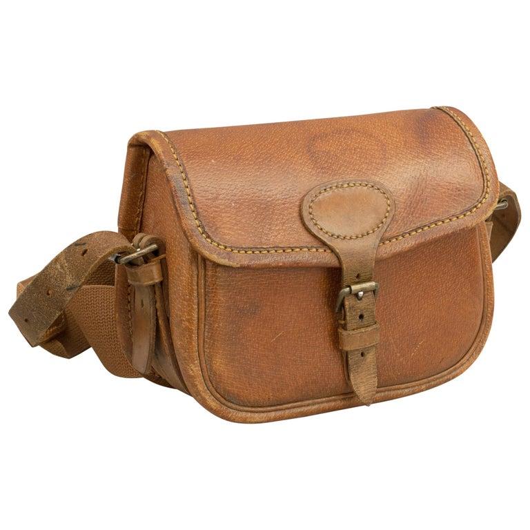 Leather Cartridge Bag at 1stdibs
