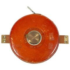 Leather Cased Tape Measure