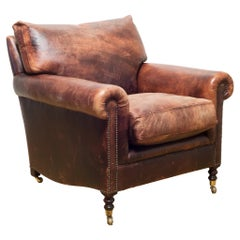 Leather Chair by George Smith