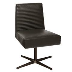 Bürostuhl aus Leder