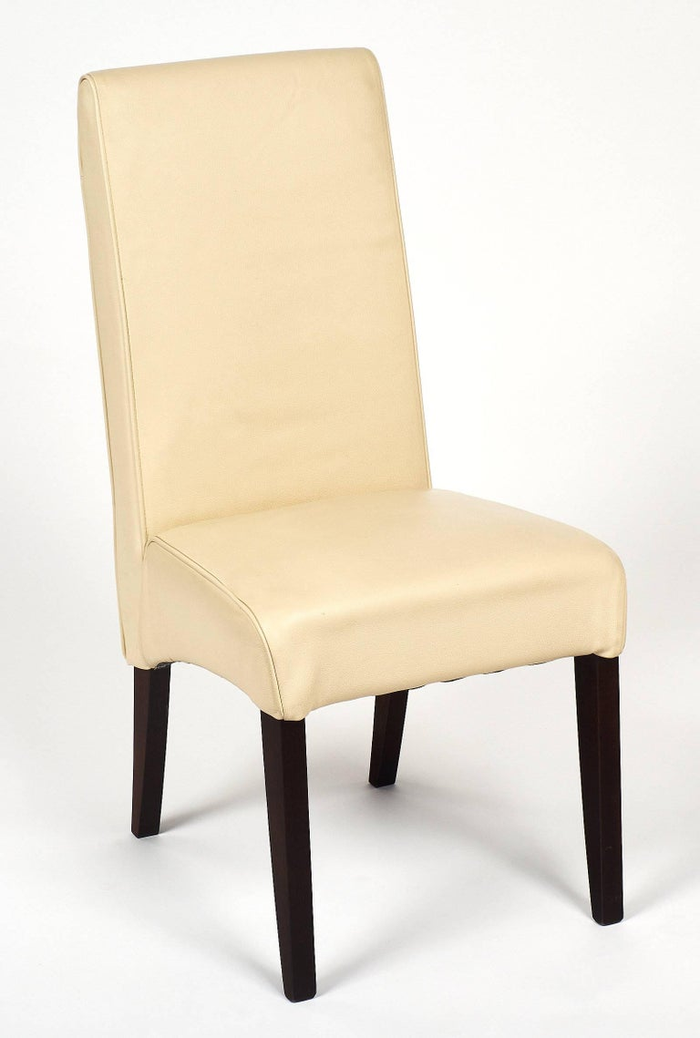 Leather Italian Dining Chairs For Sale At 1stdibs