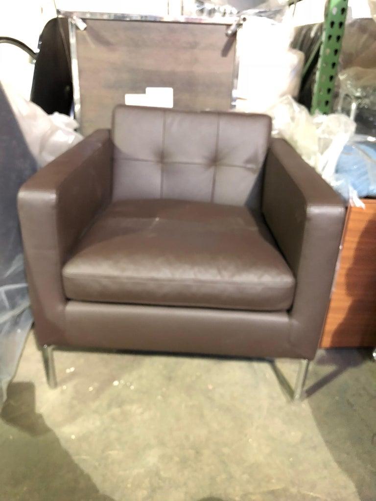 Leather Lloyd Armchair 2