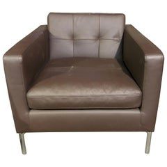 Leather Lloyd Armchair