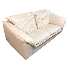Leather Loveseat from Leather Center