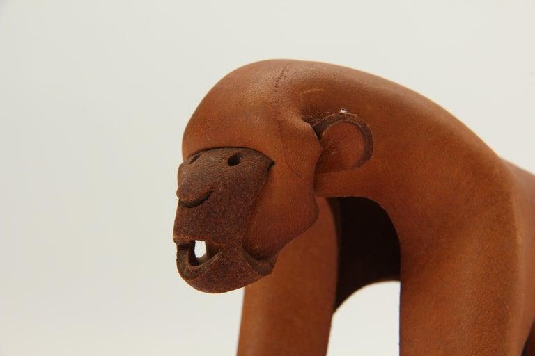 Leather Monkey by Deru For Sale 1