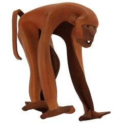 Leather Monkey by Deru