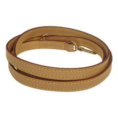 leather  shoulder strap  brown