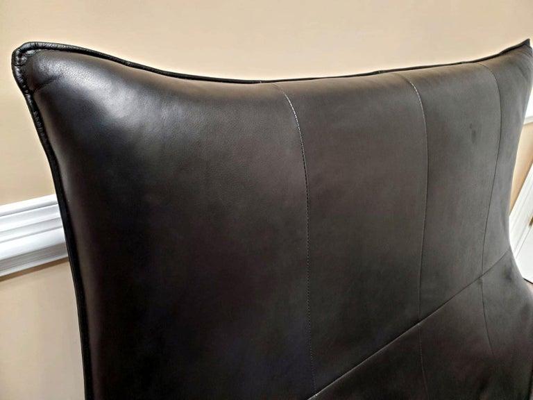 Leather Sitting Set Rock Series Gerard Van Den Berg Montis For Sale 5