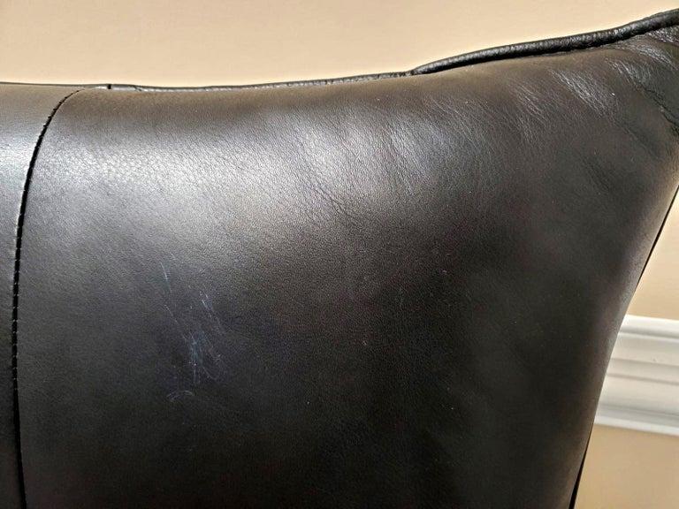 Leather Sitting Set Rock Series Gerard Van Den Berg Montis For Sale 6