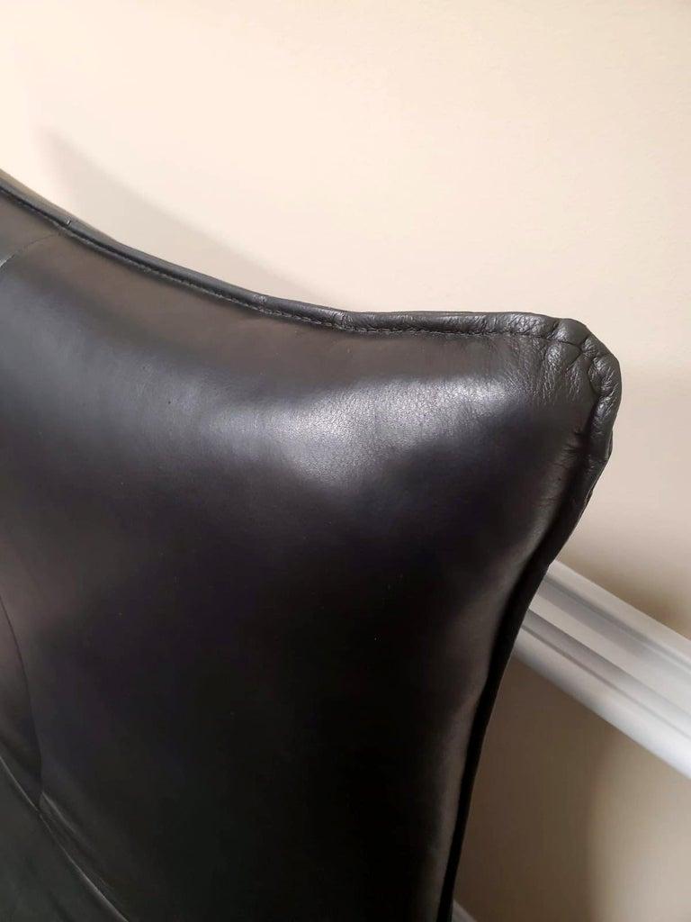 Leather Sitting Set Rock Series Gerard Van Den Berg Montis For Sale 8