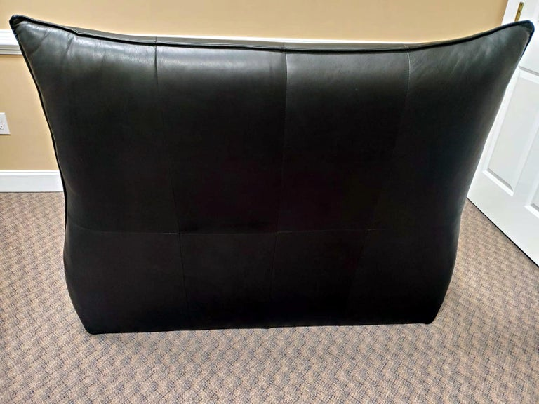 Leather Sitting Set Rock Series Gerard Van Den Berg Montis For Sale 2