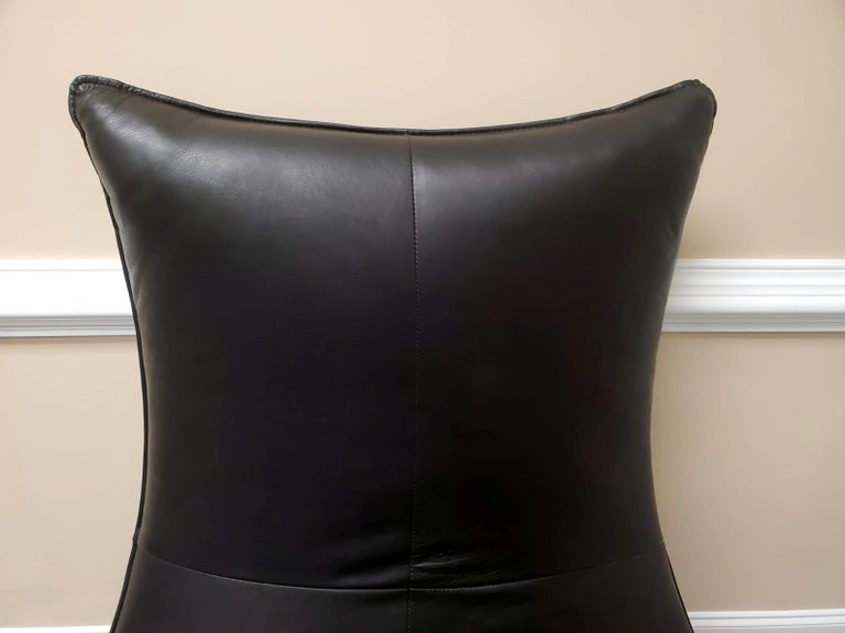 Leather Sitting Set Rock Series Gerard Van Den Berg Montis For Sale 3