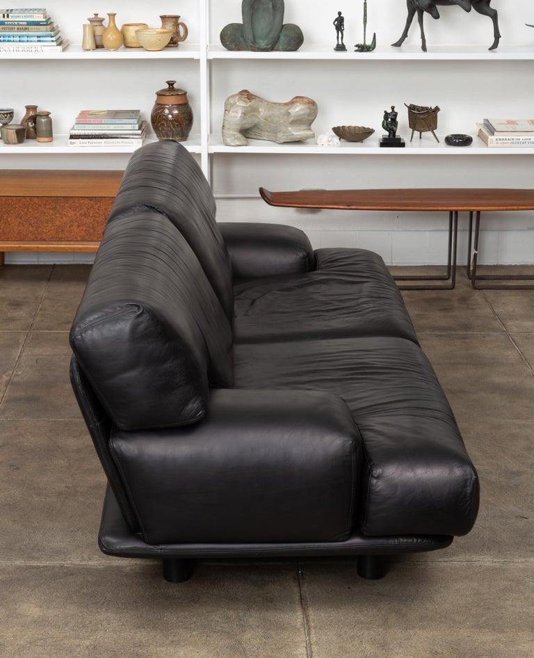 Leather Sofa by Brayton International 4