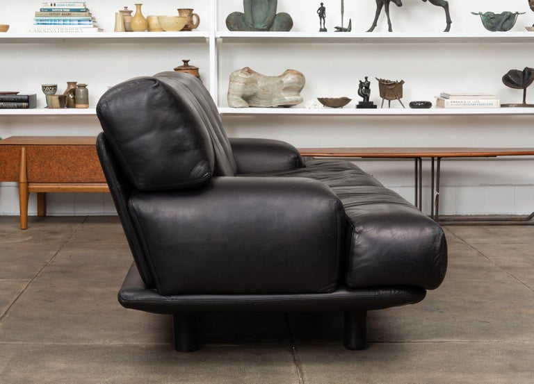 Leather Sofa by Brayton International 5