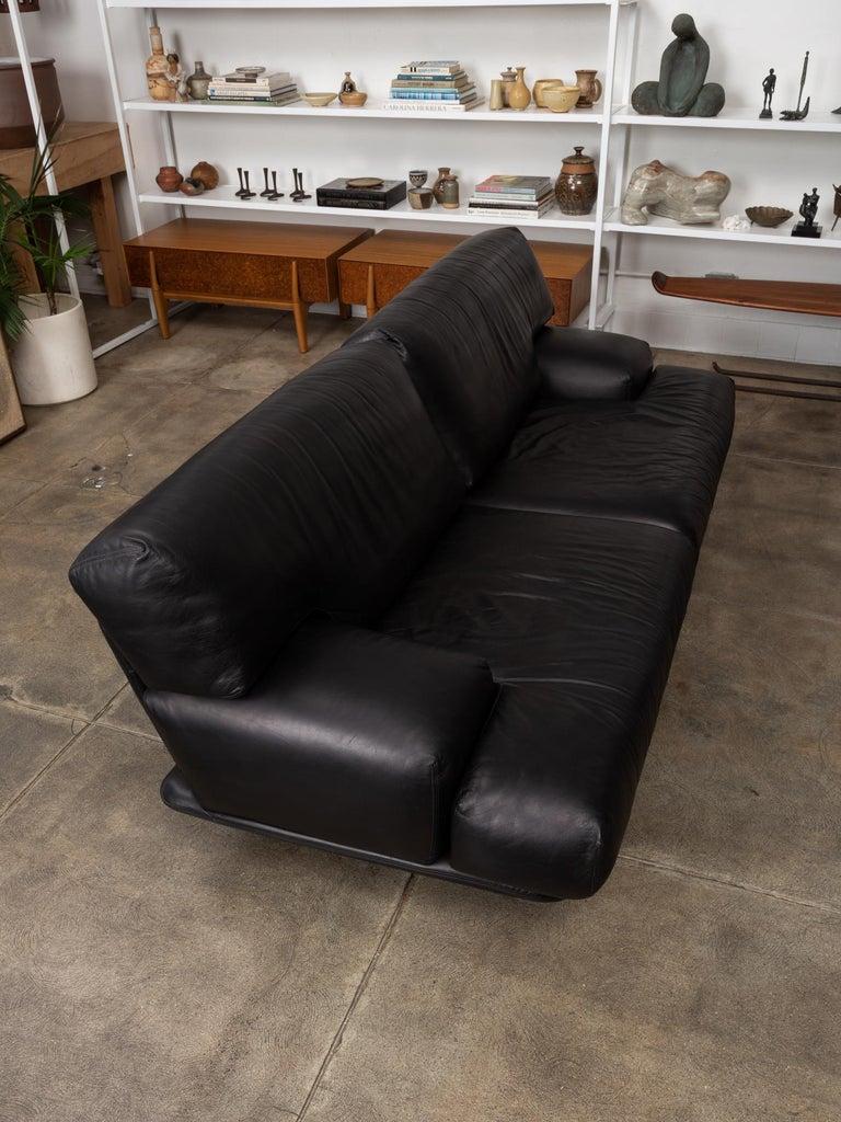 Leather Sofa by Brayton International 6