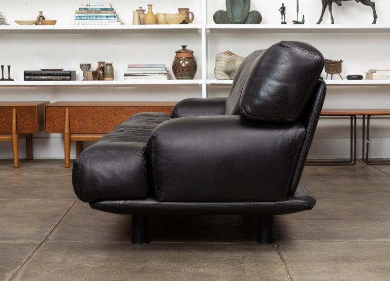 Leather Sofa by Brayton International 2