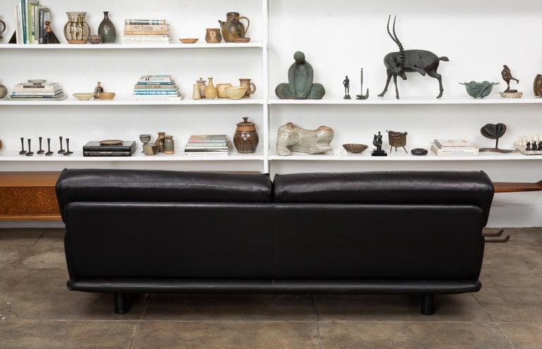 Leather Sofa by Brayton International 3