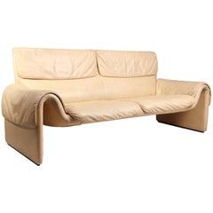 Leather Sofa by De Sede DS-2011, circa 1980