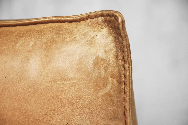 Leather the Rock Sofa by Gerard Van Den Berg for Montis, 1970s For Sale 2