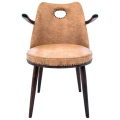 Leather Vintage Armchair