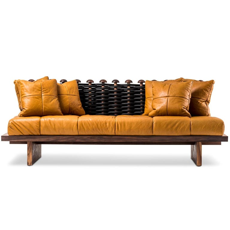 Rope Shaker Sofa By Egg Designs