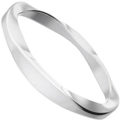 L'eau de Marée Sterling Silver Ring, Wedding Band by House New York