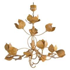 Leaves Chandelier