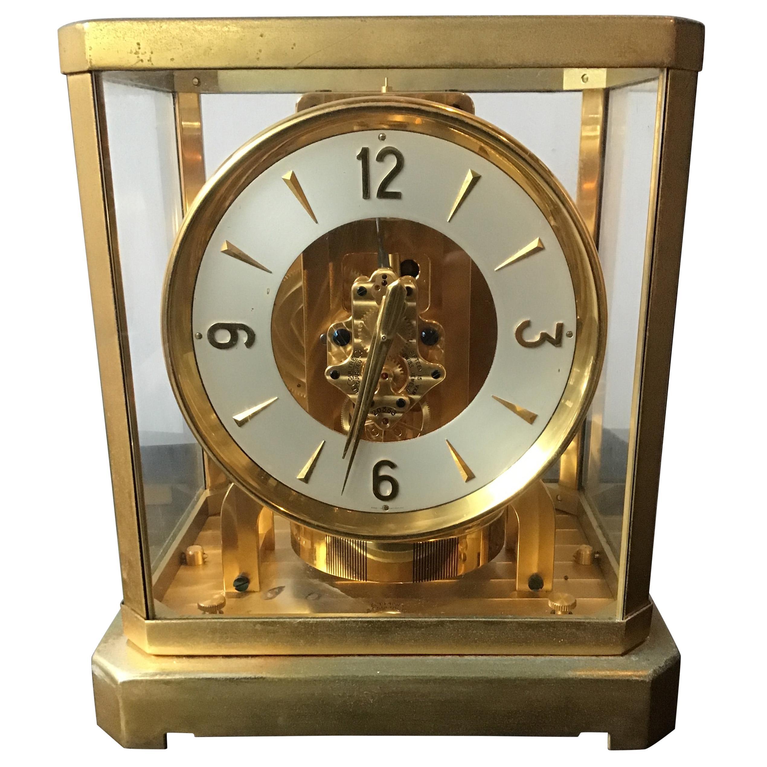 LeCoultre Atmos Clock 20386