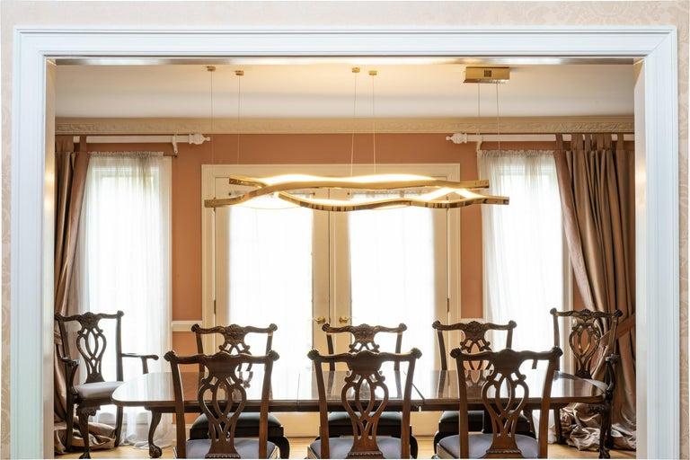 LED Belva Pendant For Sale 2