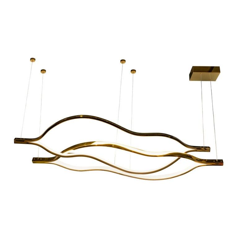 LED Belva Pendant For Sale