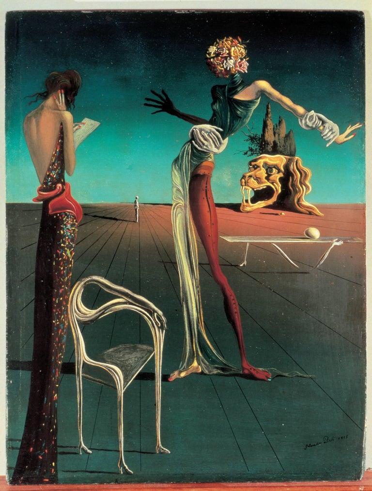 Leda, Salvador Dalí 3