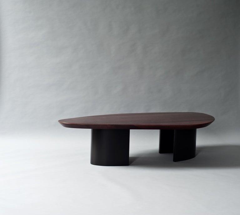 Contemporary Ledge Coffee Table by DeMuro Das For Sale