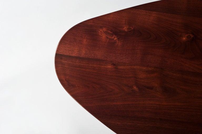 Lacquer Ledge Coffee Table by DeMuro Das For Sale