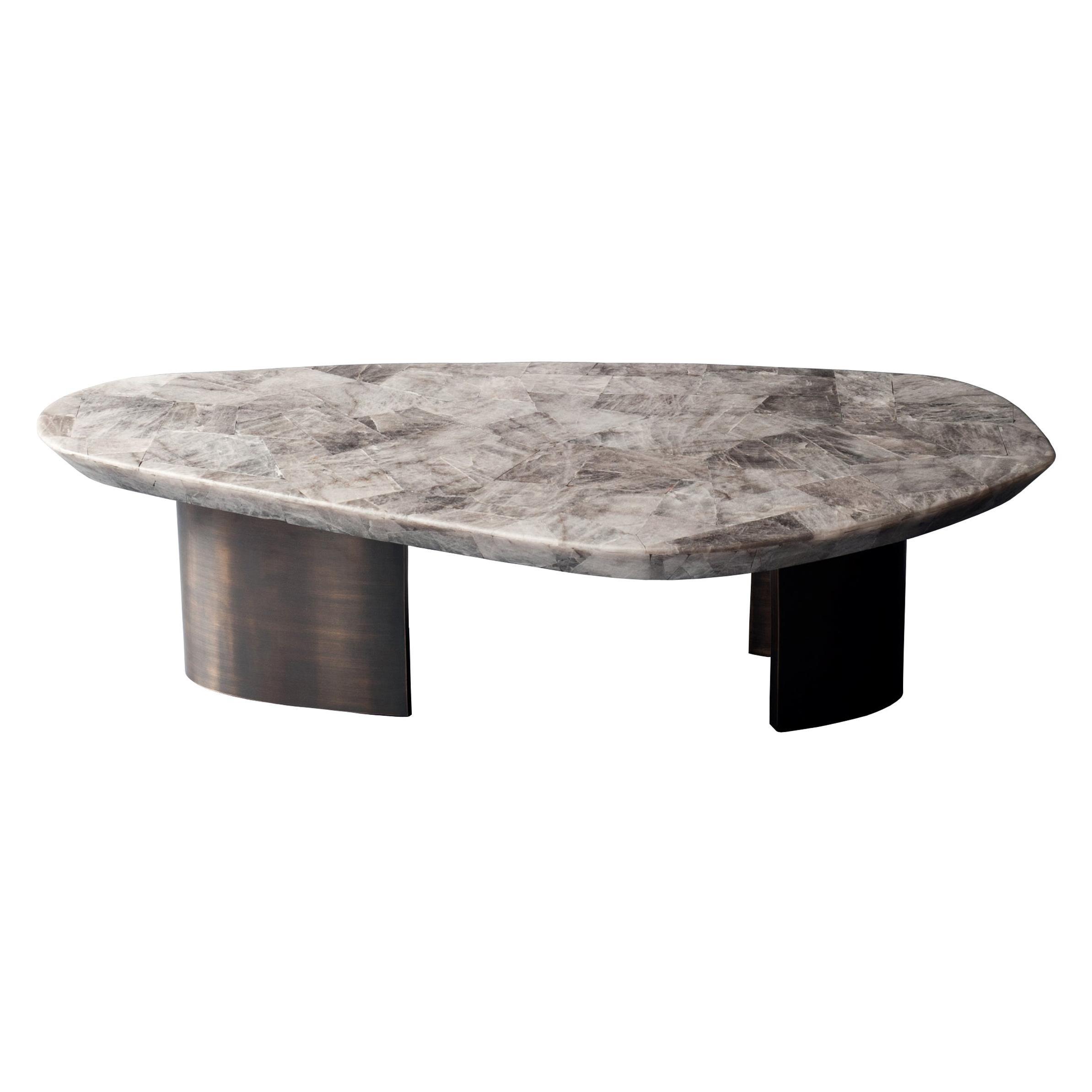 Ledge Coffee Table by DeMuro Das